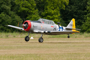 F-AZQR - Private North American T-6G Texan