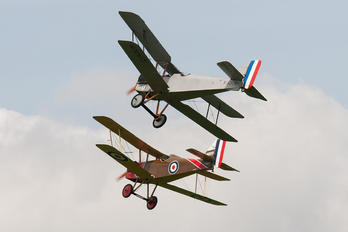 F-AZCN - Private Royal Aircraft Factory S.E.5A