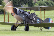 G-AEPH - The Shuttleworth Collection Bristol F2B Fighter aircraft