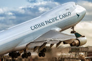 B-LID - Cathay Pacific Cargo Boeing 747-400F, ERF aircraft