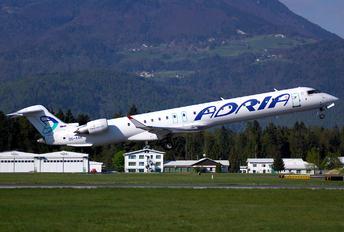 S5-AAK - Adria Airways Canadair CL-600 CRJ-900