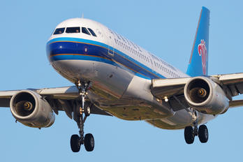 B-9912 - China Southern Airlines Airbus A320