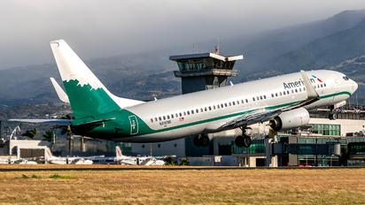 N916NN - American Airlines Boeing 737-800
