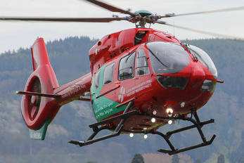 G-WENU - Wales Air Ambulance Airbus Helicopters H145