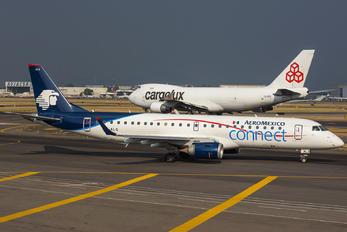 XA-ALQ - Aeromexico Connect Embraer ERJ-190 (190-100)