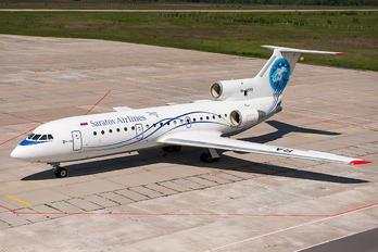 RA-42550 - Saratov Airlines Yakovlev Yak-42
