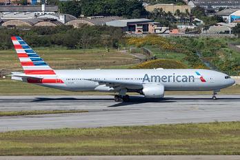 N775AN - American Airlines Boeing 777-200ER