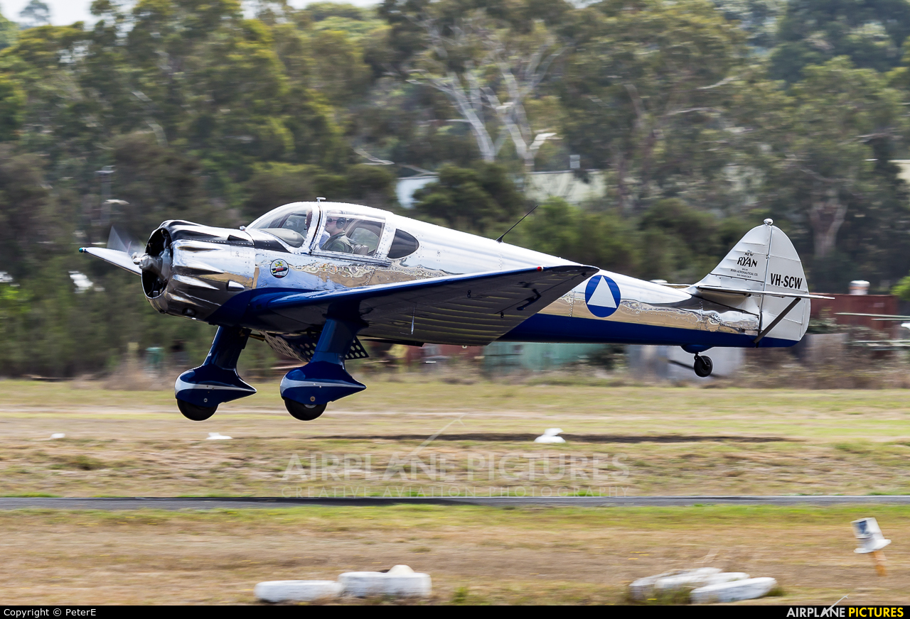 Private VH-SCW aircraft at Tyabb, VIC