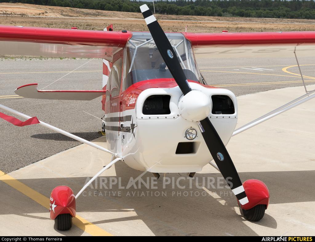 Private CS-AJC aircraft at