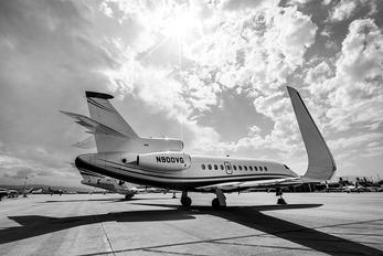 N900VG - Private Dassault Falcon 900 series