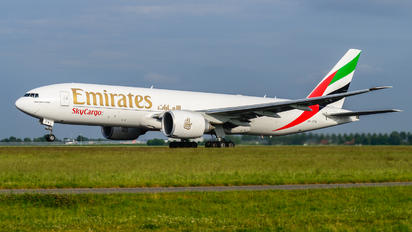 A6-EFN - Emirates Sky Cargo Boeing 777F