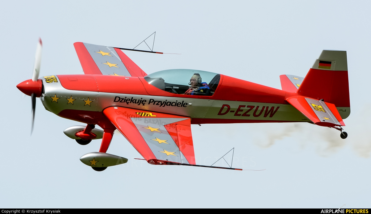Private D-EZUW aircraft at Undisclosed location