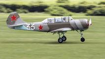 G-YAKH - Private Yakovlev Yak-52 aircraft