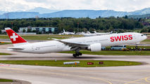 HB-JNH - Swiss Boeing 777-300ER aircraft
