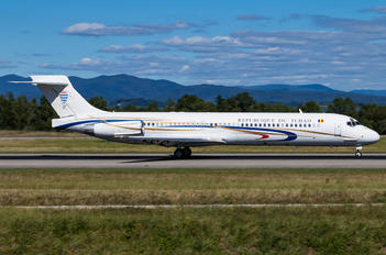 TT-ABC - Tchad - Government McDonnell Douglas MD-87
