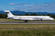 TT-ABC - Tchad - Government McDonnell Douglas MD-87 aircraft