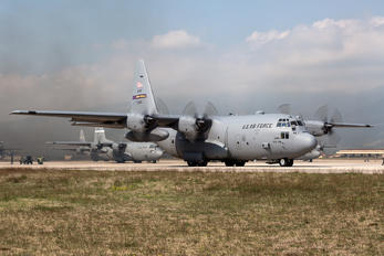 92-3286 - USA - Air Force Lockheed C-130H Hercules