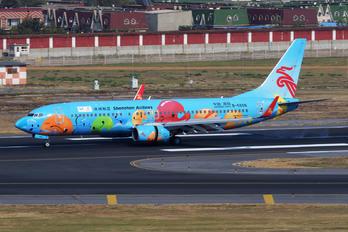 B-5606 - Shenzhen Airlines Boeing 737-800