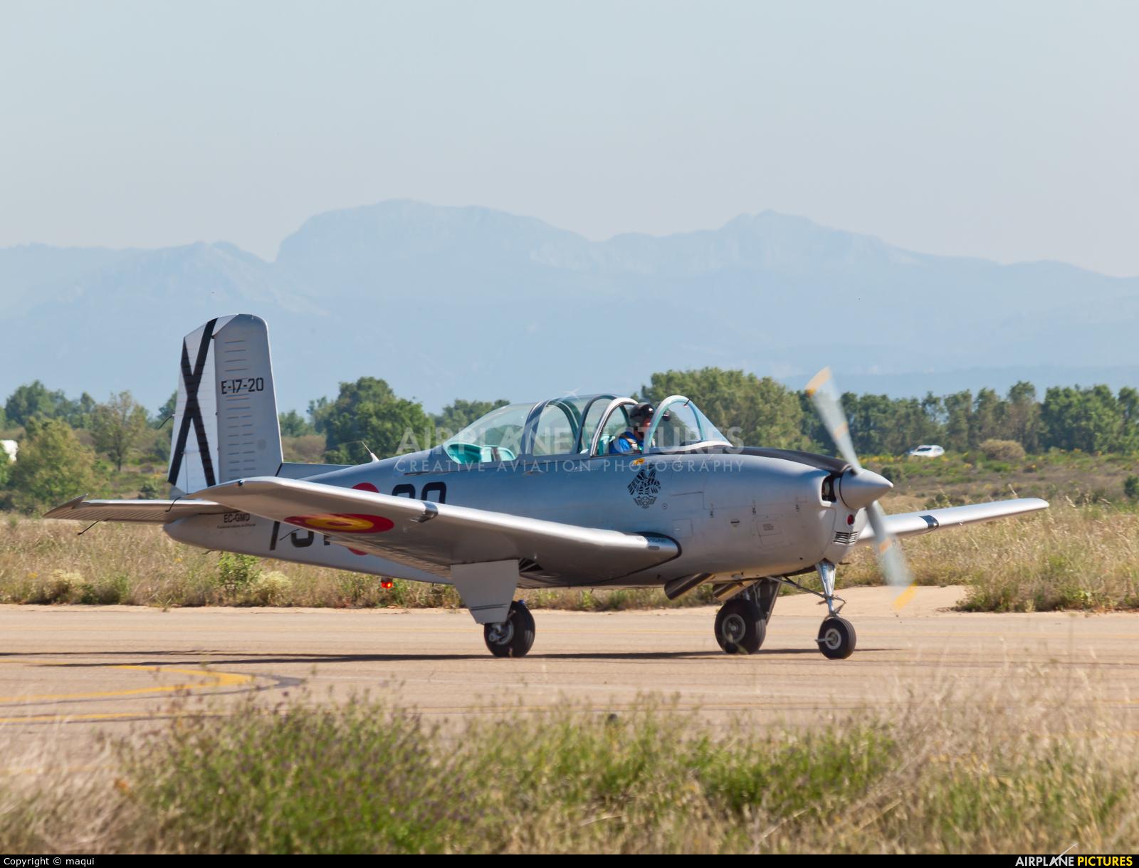 Fundación Infante de Orleans - FIO EC-GMD aircraft at León