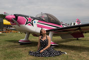 I-IZAI - Private - Aviation Glamour - Model aircraft