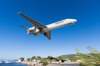 EI-FBK - Volotea Airlines Boeing 717