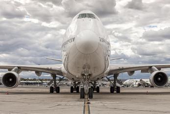 N897AS - Wamos Air Boeing 747-400