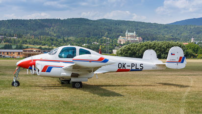 OK-PLS - Private LET L-200 Morava