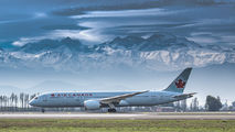 C-FKSV - Air Canada Boeing 787-9 Dreamliner aircraft