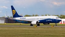 EI-DCL - Ryanair Boeing 737-8AS aircraft