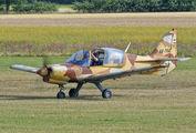 HA-TVA - Private Scottish Aviation Bulldog aircraft