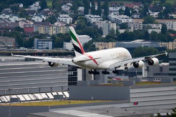 A6-EOK - Emirates Airlines Airbus A380