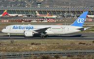 EC-MMY - Air Europa Boeing 787-8 Dreamliner aircraft