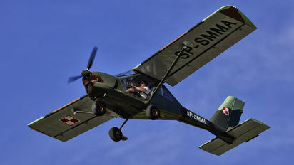 SP-SMMA - Private Aeroprakt A-22 L2