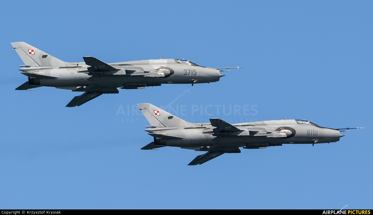Poland - Air Force - aircraft at Undisclosed location