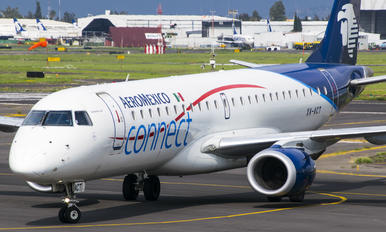 XA-ACT - Aeromexico Connect Embraer ERJ-190 (190-100)