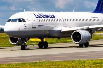 D-AIPR - Lufthansa Airbus A320