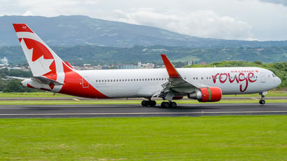 C-MFWP - Air Canada Rouge Boeing 767-300