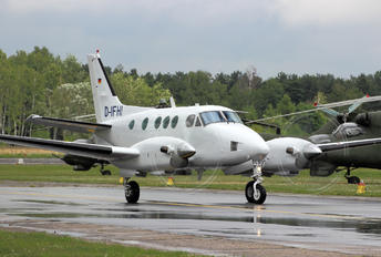 D-IFHI - Private Beechcraft 90 King Air