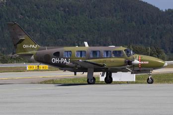 OH-PAJ - Blom Geomatics AS Piper PA-31 Navajo (all models)
