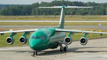 YR-AVR - Aviro Air British Aerospace BAe 146-300/Avro RJ100 aircraft