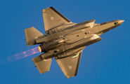 901 - Israel - Defence Force Lockheed Martin F-35I Adir aircraft