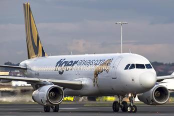 VH-VNO - Tigerair Airbus A320