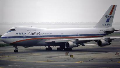 N4729 - Pan Am Boeing 747-100