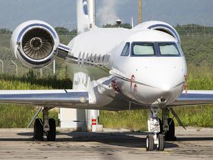 N550DR - Private Gulfstream Aerospace G-V, G-V-SP, G500, G550