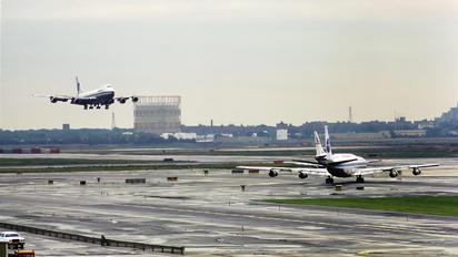 N731PA - Pan Am Boeing 747-100