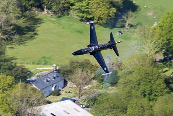 ZK011 - Royal Air Force British Aerospace Hawk T.2