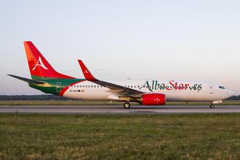 EI-IAS - AlbaStar Boeing 737-800