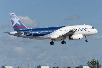 CC-CQO - LAN Airlines Airbus A320