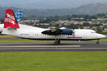 HP-1794PST - Air Panama Fokker 50