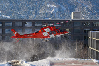 HB-ZRW - REGA Swiss Air Ambulance  Agusta Westland AW109 SP Da Vinci